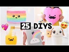 DIYs SEREIA | caneta, caderno e Caixa linda | Viviane Magalhães - YouTube