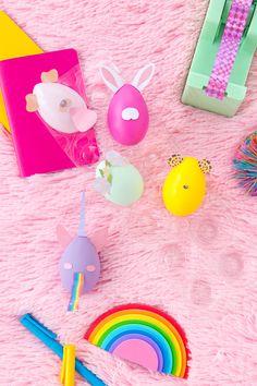 DIY Snapchat Filter Easter Eggs