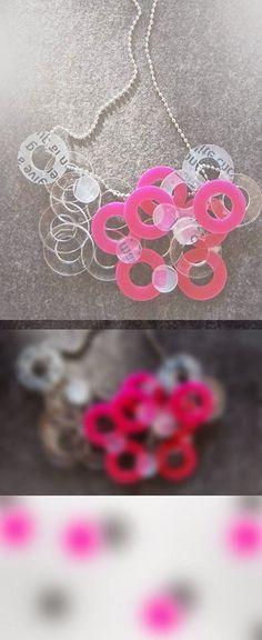 Laser Cut Design Laboratory: Dreamy necklace