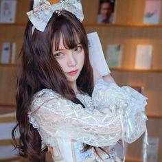 """Gefällt 5,716 Mal, 20 Kommentare - H 猫 (@hmao_owo) auf Instagram: """"#lolitafashion"""""""