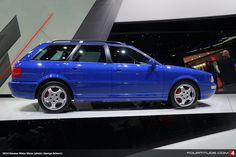 Audi RS2 al Ginevra Motor Show di 2014