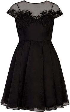 Ted Baker @Nadine H. I think this dress would look PERFECT on you.
