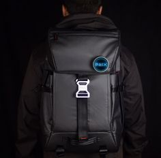 PAIX Backpack - Smart backpack for Tomorrow s urban life exploration 9c6024173bbbe