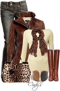 jacket, vest, or scarf