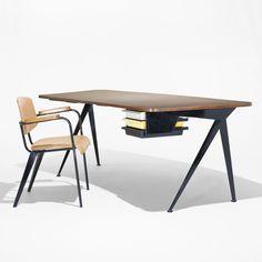 Industry meets design: Jean Prouve