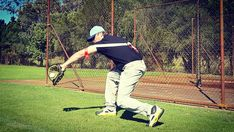 "#BaseballPrecise4001 uses patented #Exoprecise resistance, guiding #baseball players to the best ""ready position"" for #fielding. Releasing from resistance improves fielding speed, allowing #fielders to get a good jump on a #groundball, and #flyball. Leading with the glove, resistance increases strength in power fielding muscles."