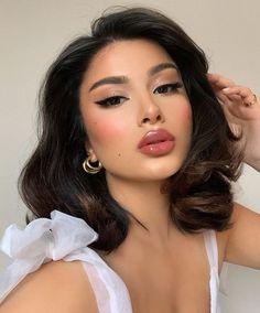 Edgy Makeup, Makeup Eye Looks, Prom Makeup, Cute Makeup, Gorgeous Makeup, Pretty Makeup, Hair Makeup, Neutral Makeup, Beauty Make-up