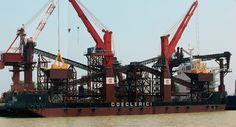"La nuova nave ""Bulk Sumatra"""