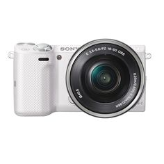 Sony Alpha NEX-5T Mirrorless Digital Camera with 16-50mm Lens