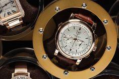 LumiSidus 11 24k Gold Watch Winder Hands-On