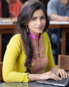 Alia Bhatt in 2 States Movie