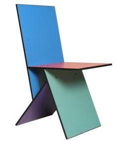 Vilbert chair, by Verner Panton for IKEA, 1993