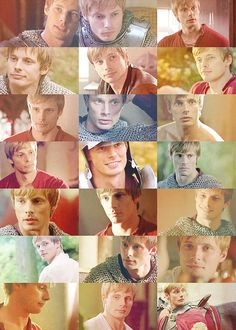 The many faces of Arthur