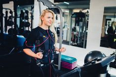 Bionic Fitness uses Electro Muscle Stimulation. Increase athletic performance, speed, strength, endurance and power. Increase Pelvic floor strength and perfect for people going through rehabilitation 20 Minute Workout, Pelvic Floor, Muscle, Athletic, Fitness, 20 Min Workout, Athlete, Deporte, Muscles