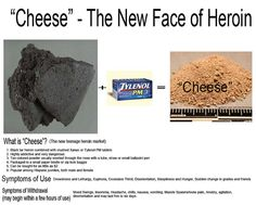 """Cheese"" The New Face of Heroin"