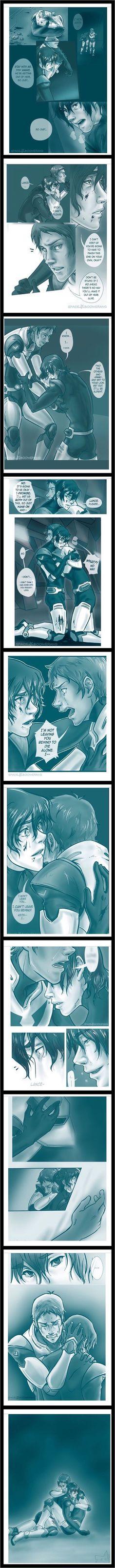 Voltron Comics, Voltron Fanart, Voltron Ships, Voltron Klance, Altean Lance, Klance Comics, Cute Relationships, Paladin, Anime Shows