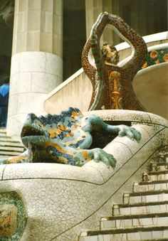 Parc Guell, Barcelona | 2003