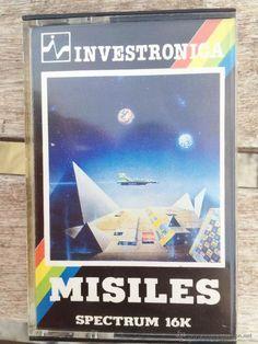 Investronica - Misiles - Juego para Spectrum Sinclair