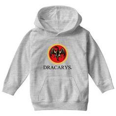 Dracarys Kids Hoodie Gray / S Game Of Thrones King, Best Television Series, Metal Model Kits, Baby Costumes, White Hoodie, Black Tank Tops, Hoodies, Sweatshirts, Graphic Sweatshirt