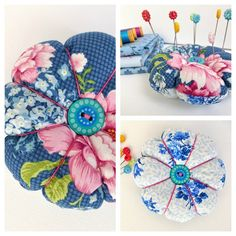 Pin cushions - I just can't get enough...
