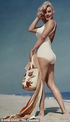Marilyn Monroe photo by Sam Shaw