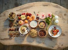 #breakfast, #muesli, #fruits, #nuts, #bio, #enjoy