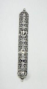 Sterling silver mezuzah www.stubadi.com