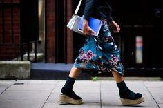 Lucinda Chambers | London via Le 21ème