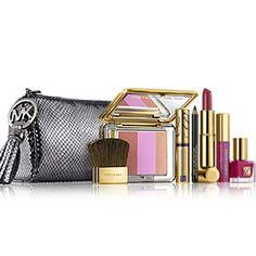 96. Невероятен подаръчен комплект от  Estée Lauder & Michael Kors, $38.50 с покупката на всеки аромат.