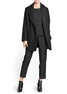 Oversize coat!