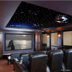 Are you thinking about transforming a space of your home into your very own home theater? Click the pin to see the average installation costs associated with this project.