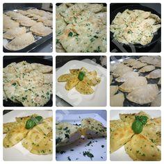 GEBRATENE HÄHNCHENRAVIOLI MIT FRISCHEN KRÄUTERN Rezept: http://babsiskitchen-foodblog.blogspot.de/2016/08/gebratene-hahnchenravioli-mit-frischen.html