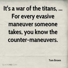 Image result for tom brown quotes