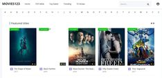 Movies123 is free online movie streaming website. 123Movies Unblocked version is here as movies123.zone.