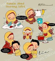 Jihad seorang istri