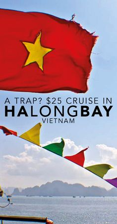 Is a cheap junk boat tour of Ha Long Bay a trap or a trip of a lifetime?