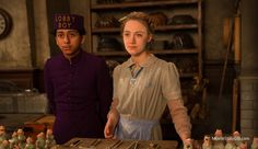 Grand Hotel Budapest, Tony Revolori, Best Costume Design, Wes Anderson Movies, The Royal Tenenbaums, Cool Halloween Costumes, Halloween 2014, Halloween Party, Movie Collection