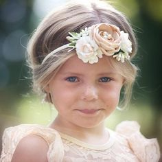 Newborn Baby Kids Bow Headband Soft Turban Floral Headwear Hairband Headwrap TS