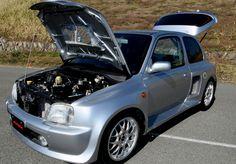 Autech Mid-11: a way Micra Clio V6