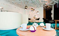 Portago Hotels - Portago Urban - Bar - URBANO - HOTEL GRANADA #DESING #HOTEL #SPAIN