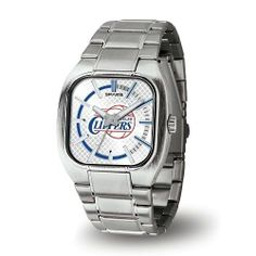 """Los Angeles Clippers NBA Turbo Series"""" Men's Watch"""""""