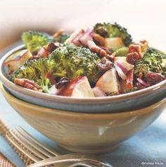 Gooseberry Patch Apple-Broccoli Salad Recipe