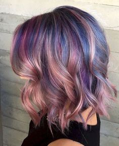 Cool Hair Color Ideas to Try in 2018 26 #haircolor