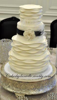 Bridal Ruffles