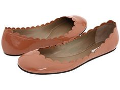 Marc Jacobs scalloped flat