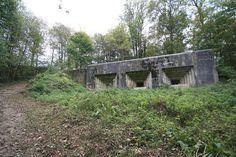 Fort Eben-Emael – Bassenge, Belgium   Atlas Obscura
