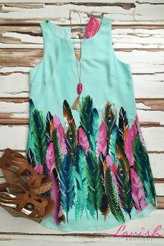Lavish Boutique - Light As A Feather Dress: Mint, $42.00 (http://lavishboutique.com/light-as-a-feather-dress-mint/)
