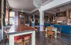 The Vine. This Edwardian building situated just over the road from the office is perfect for a casual drink after hours in the winter and arguably has the sunniest garden in NW5 during the summer. The Vine is just five minutes from the tube, has a great selection of beers, shows live sport and even has a weekly quiz! What more could you wish for?