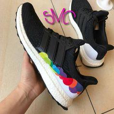 Painted Adidas Nmd Trainers Adidas Sneakers Customized Adidas Nmds ef8ab75b6cb