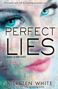 Review: Perfect Lies by Kiersten White -This was an amazing sequel full of suspense, romance, and mystery. I found that I couldn't put the book down and would highly recommend this to anyone looking for a quick intense read. (click image for full review)
